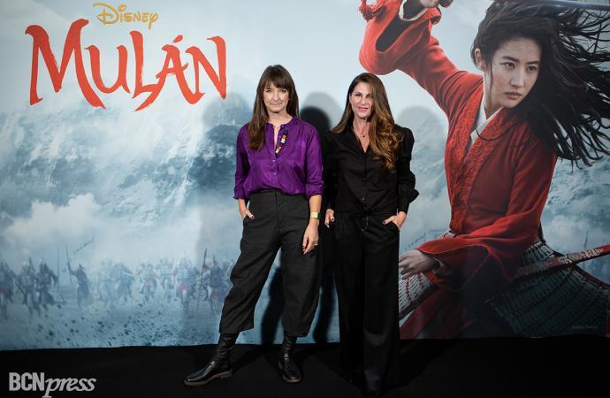 'Mulán' nueva película de acción real de Disney