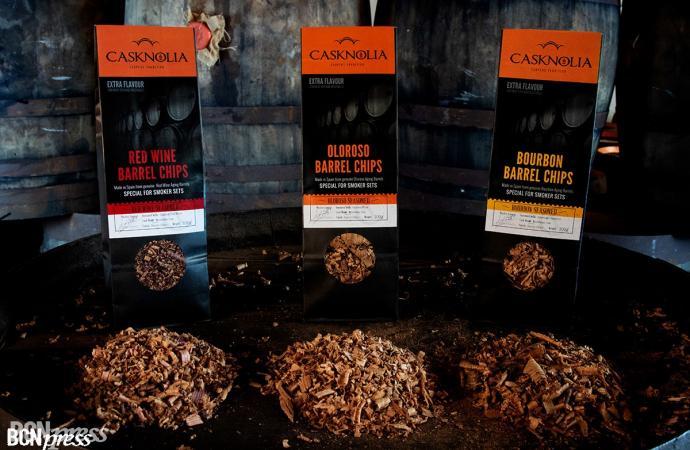 Casknolia presenta 'El ahumado de autor'