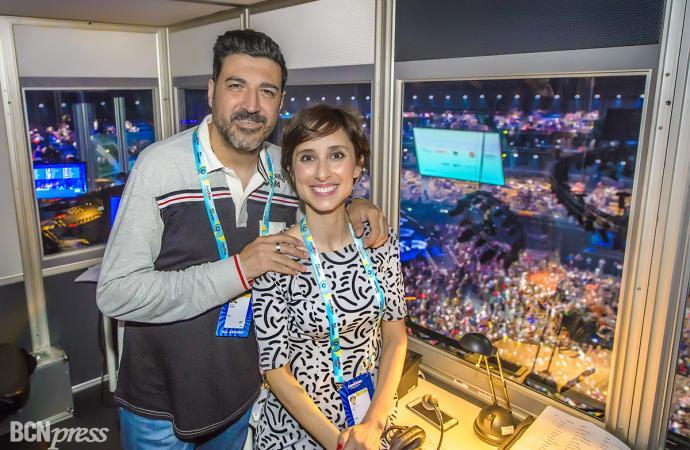 Tony Aguilar y Julia Varela repiten como comentaristas eurovisivos para Tel Aviv
