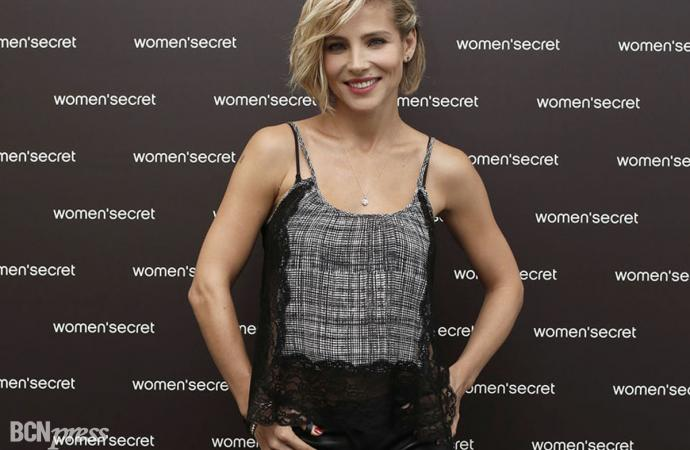 Elsa Pataky con Women'secret