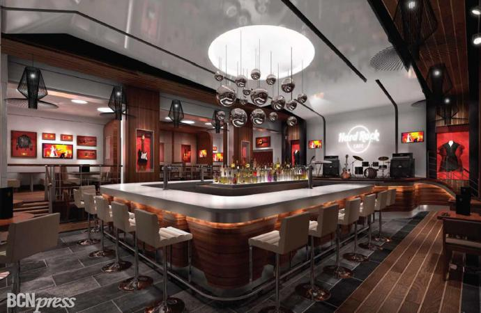 Hard Rock Cafe Barcelona se ha remodelado