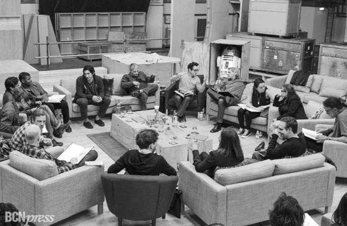 Reparto de Star Wars: Episodio VII