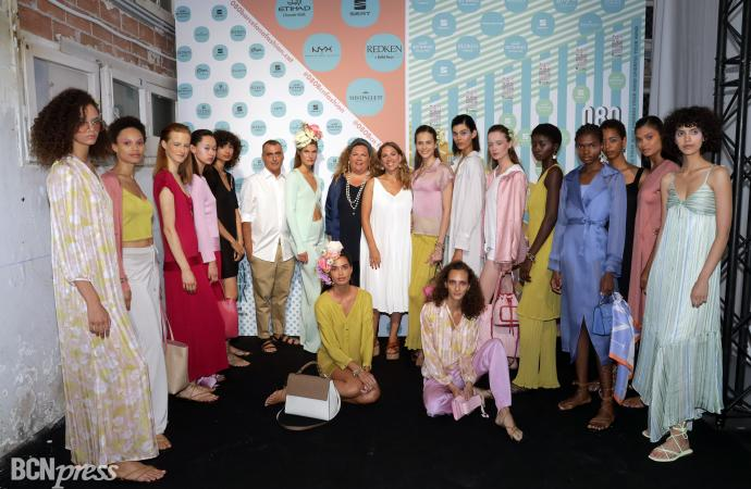 Naulover desfila en la 080 Barcelona Fashion