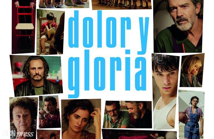 'Dolor y gloria', candidata para representar a España en los Oscar 2020