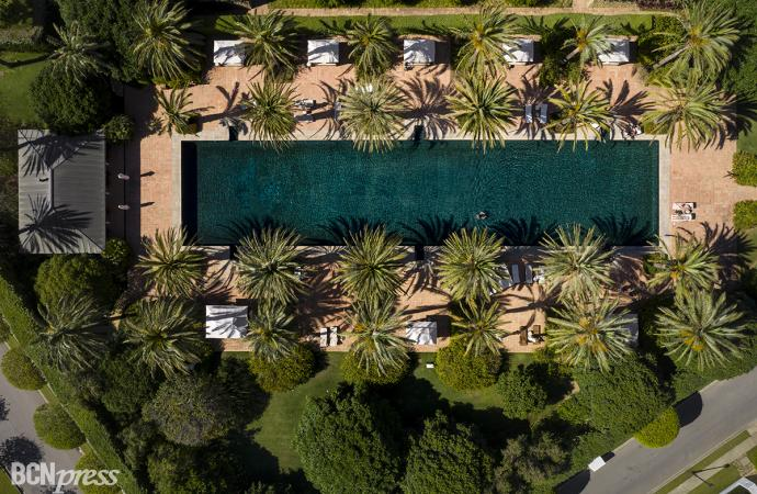 """Mejor Resort en España y Portugal"" elegido por Travel+ Leisure para Finca Cortesin"