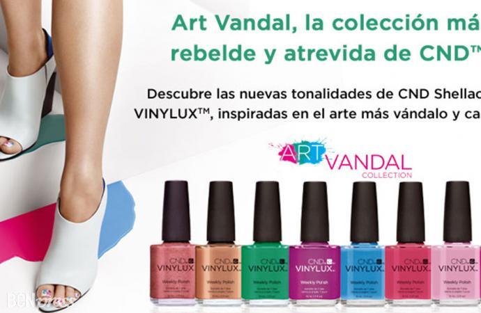 Art Vandal, colección rebelde y atrevida de CND