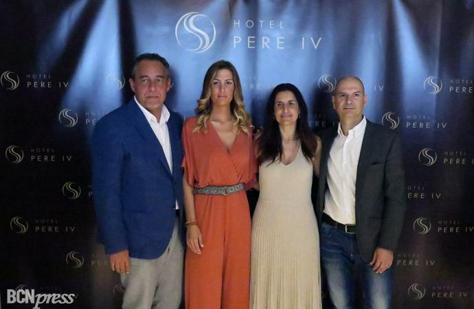 Sallés Hotels cuenta con Mayte García para ayudar al cáncer infantil