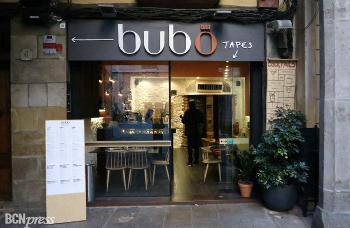Bubó Tapes Bar se encuentra en el corazón del Born