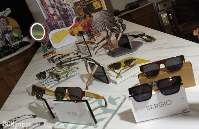 Colección gafas de sol de Cottet Barcelona 'Back to the origins'