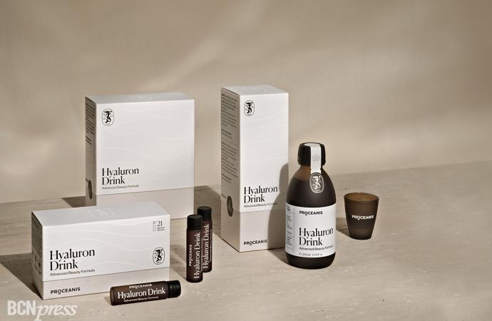 Hyaluron Drink de Proceanis, actúa donde otros cosméticos se detienen
