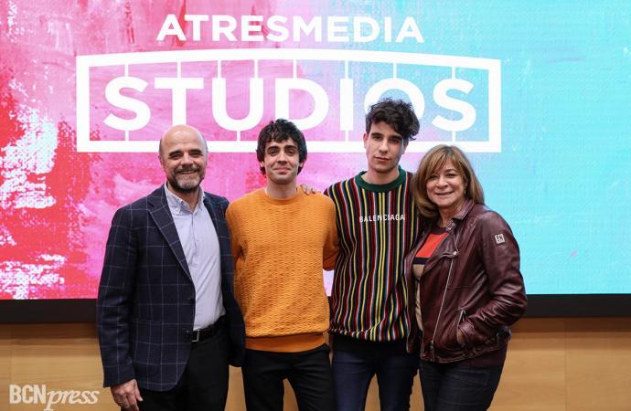 Atresmedia Studios se une con Los Javis