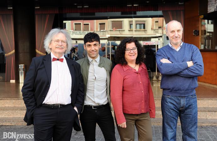 El Mago Pop cumple uno de sus sueños, ser propietario de un teatro barcelonés