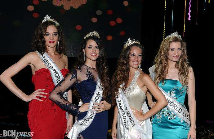 Gran Gala Final de Miss World Spain Catalunya 2016