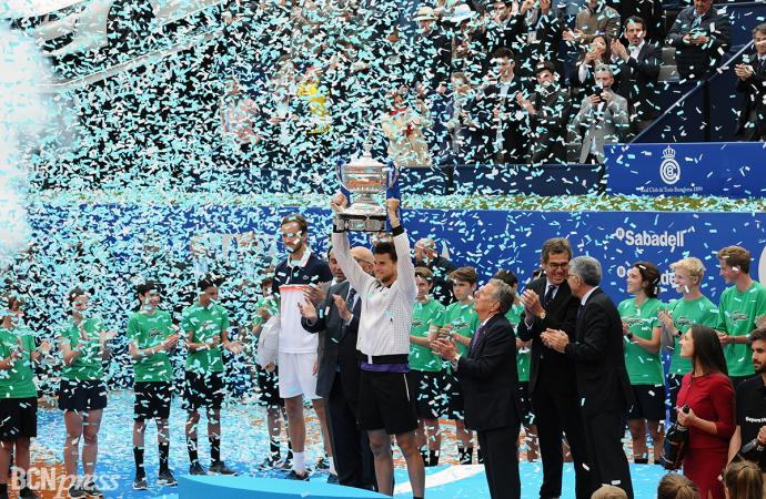 Barcelona Open Banc Sabadell- 67º Trofeo Conde de Godó