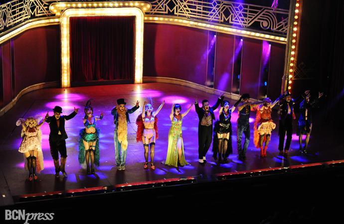 'Cabaret' en el Teatre Victòria de Barcelona