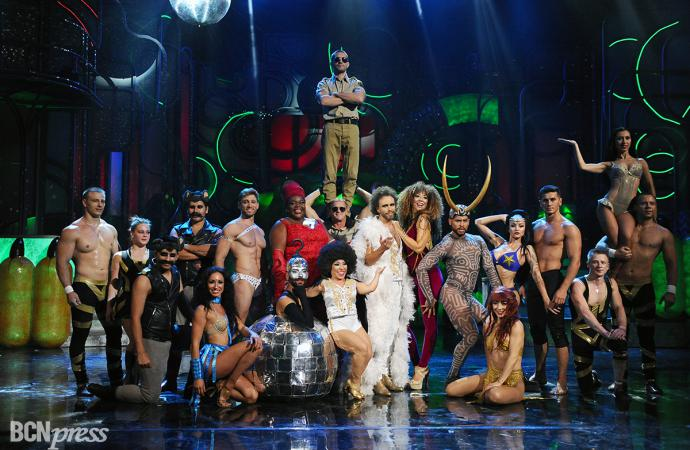 'The Hole Zero' en el Teatre Coliseum