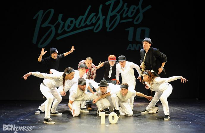 Brodas Bros está de aniversario: 10 años