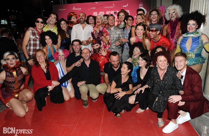'La Jaula de las locas' se instala en el Teatre Tívoli de Barcelona