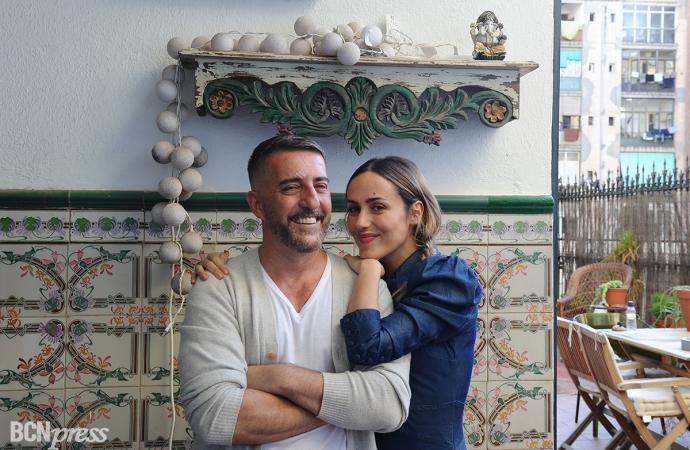 El diseñador Victoriano Simón presenta su Atelier y la colección de Alta Costura Denim