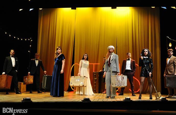 """La obra de Agatha Christie llega al Teatre Borràs, con """"Muerte en El Nilo"""""""