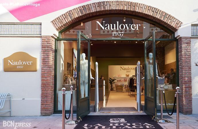 Naulover abre su nueva Pop Up Store en La Roca Village