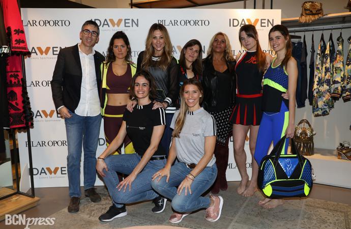 La marca española IDAWEN ya tiene su primer punto de venta físico en Barcelona