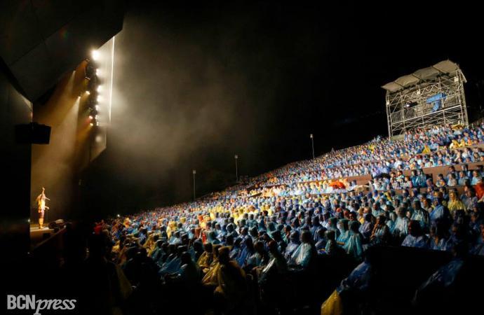 El Festival de Cap Roig bate récord de público con cerca de 45.000 espectadores