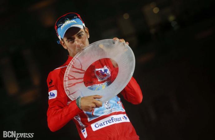 'Purito' segundo en La Vuelta