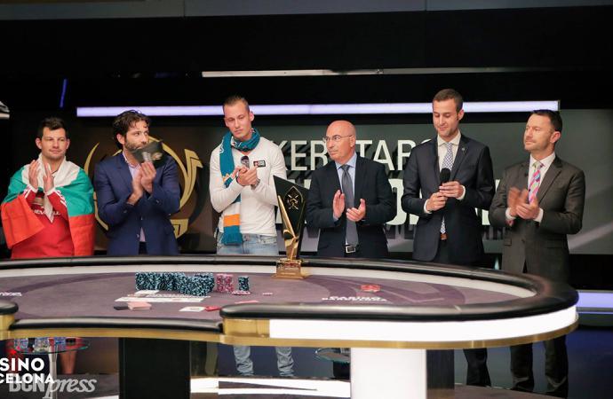 El Casino Barcelona acoge el mayor torneo europeo de Poker