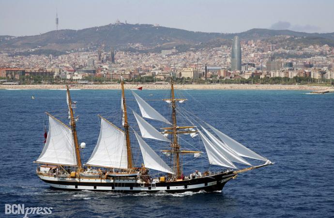 La Mediterranean Tall Ships Regatta