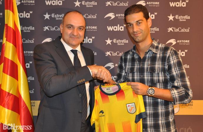 Gerard López, nuevo seleccionador catalán