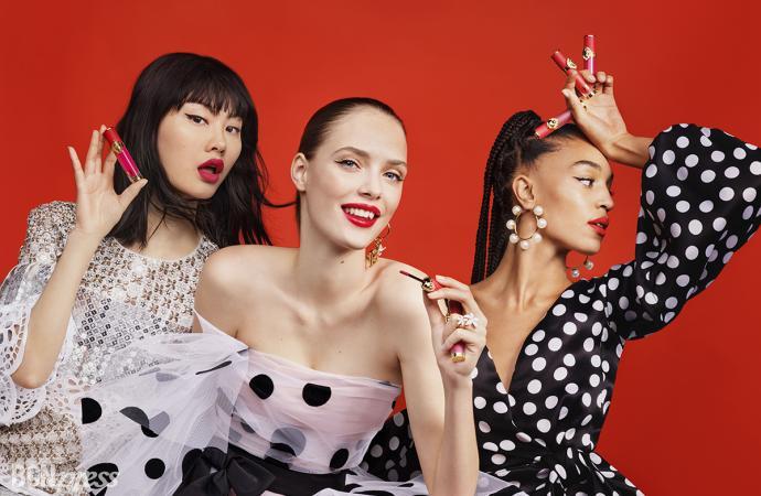 Herrera Beauty presenta sus Lip Liquids