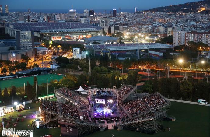 Gran éxito de la primera edición del CaixaBank Polo Music Festival