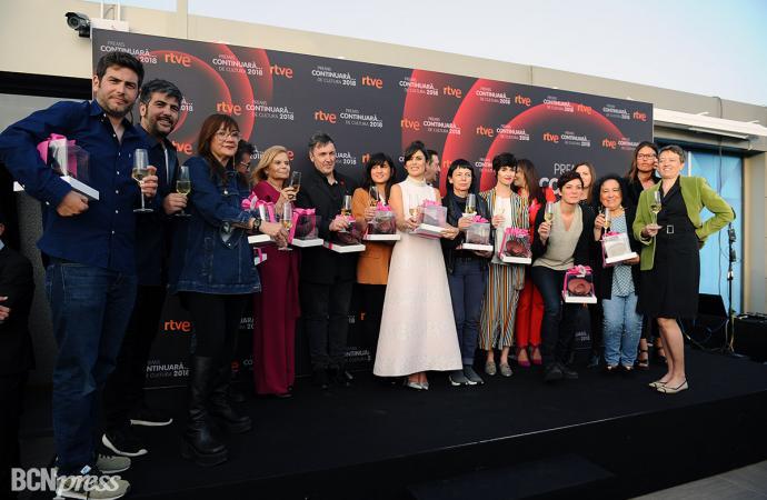 Premios Continuarà en su 22ª edición