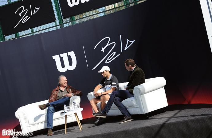 Wilson y Belasteguín se unen para desarrollar el pádel a nivel mundial