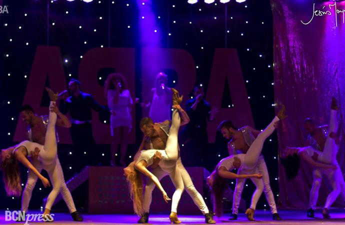 El Teatro Apolo revive el musical ABBA