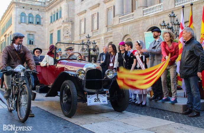 61ª edición Rally Barcelona –Sitges