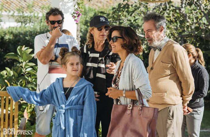 Se termina el rodaje de 'Vivir dos veces' de María Ripoll