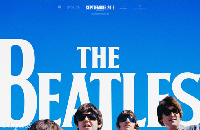 """The Beatles: Eight days a week"""