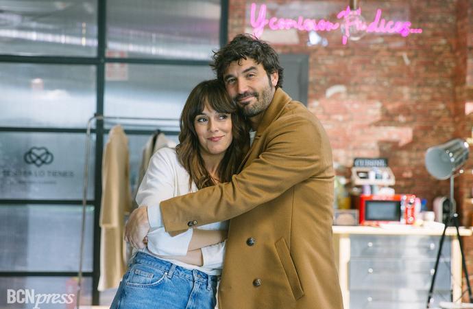 'Hasta que la boda nos separe' nueva película con Belén Cuesta y Alex García