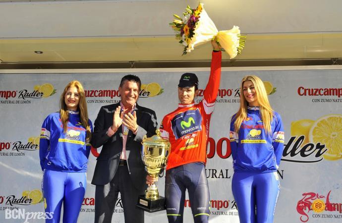 Valverde, ganó La Vuelta a Andalucía
