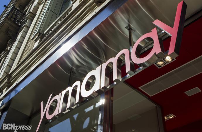 Yamamay sigue fuerte
