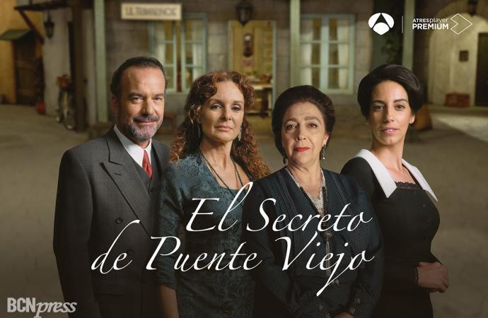La serie 'El secreto de Puente Viejo', incorpora nuevos personajes y decorados