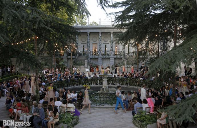 DelPozo, un jardín de colores