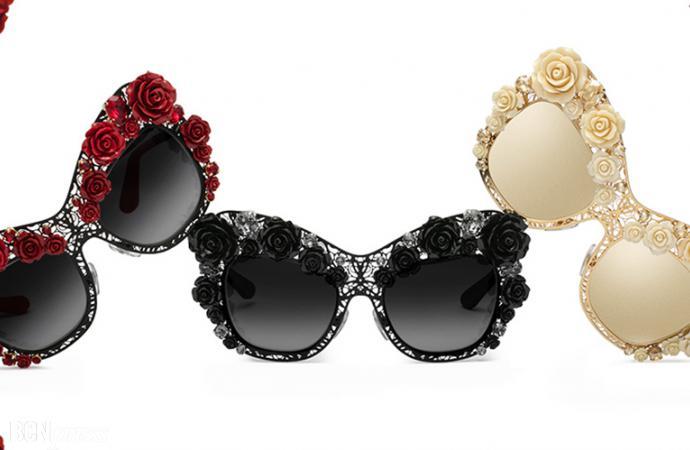 Edición limitada Flower Lace de Dolce&Gabbana
