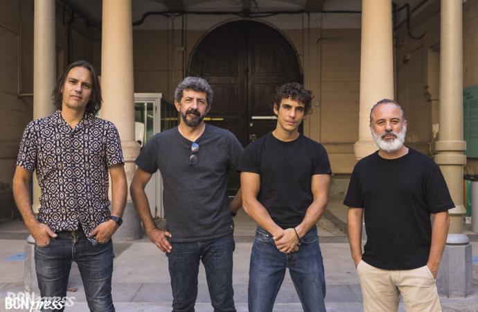 Se está rodando 'Modelo 77' en Barcelona y Sevilla