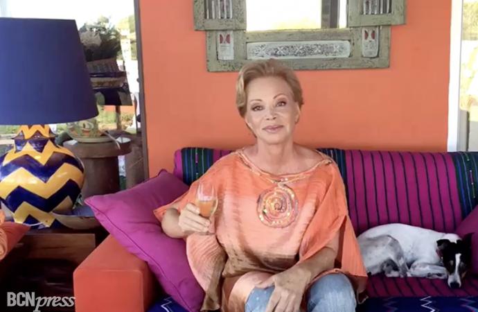 """Paloma San Basilio reinterpreta su canción más famosa """"Juntos"""""""