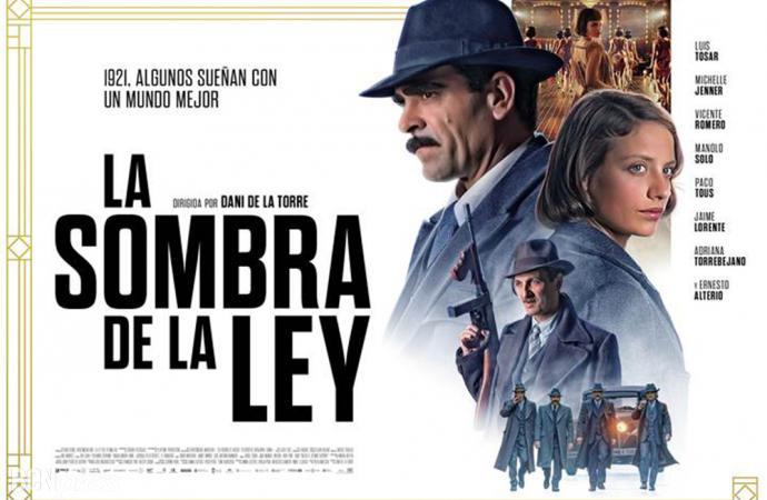 'La Sombra de la Ley' enseña su poster final