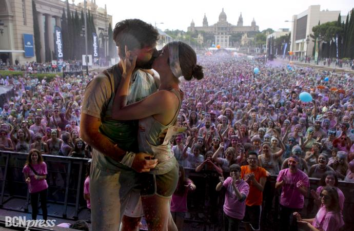 """""""The Color Run by Desigual"""""""