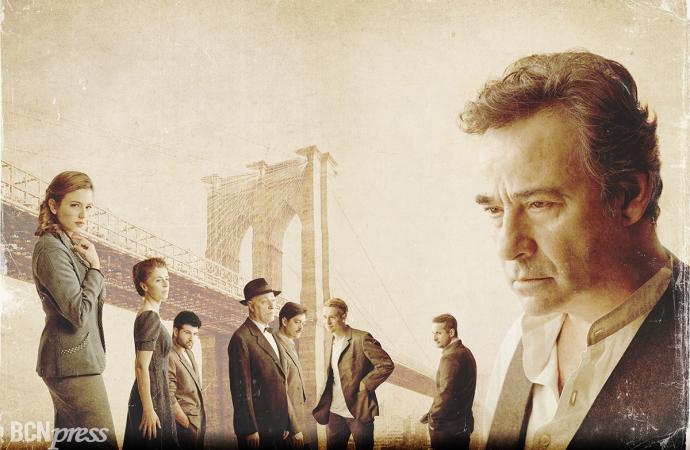 'Panorama des del pont'  con Eduard Fernández